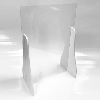 Samostojeće prozirne pregrade