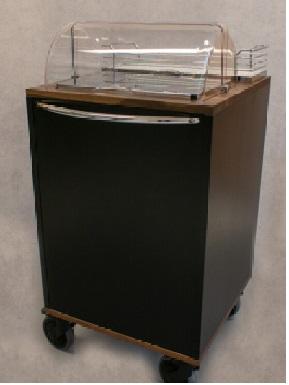 Room Service Mobile Cabinet