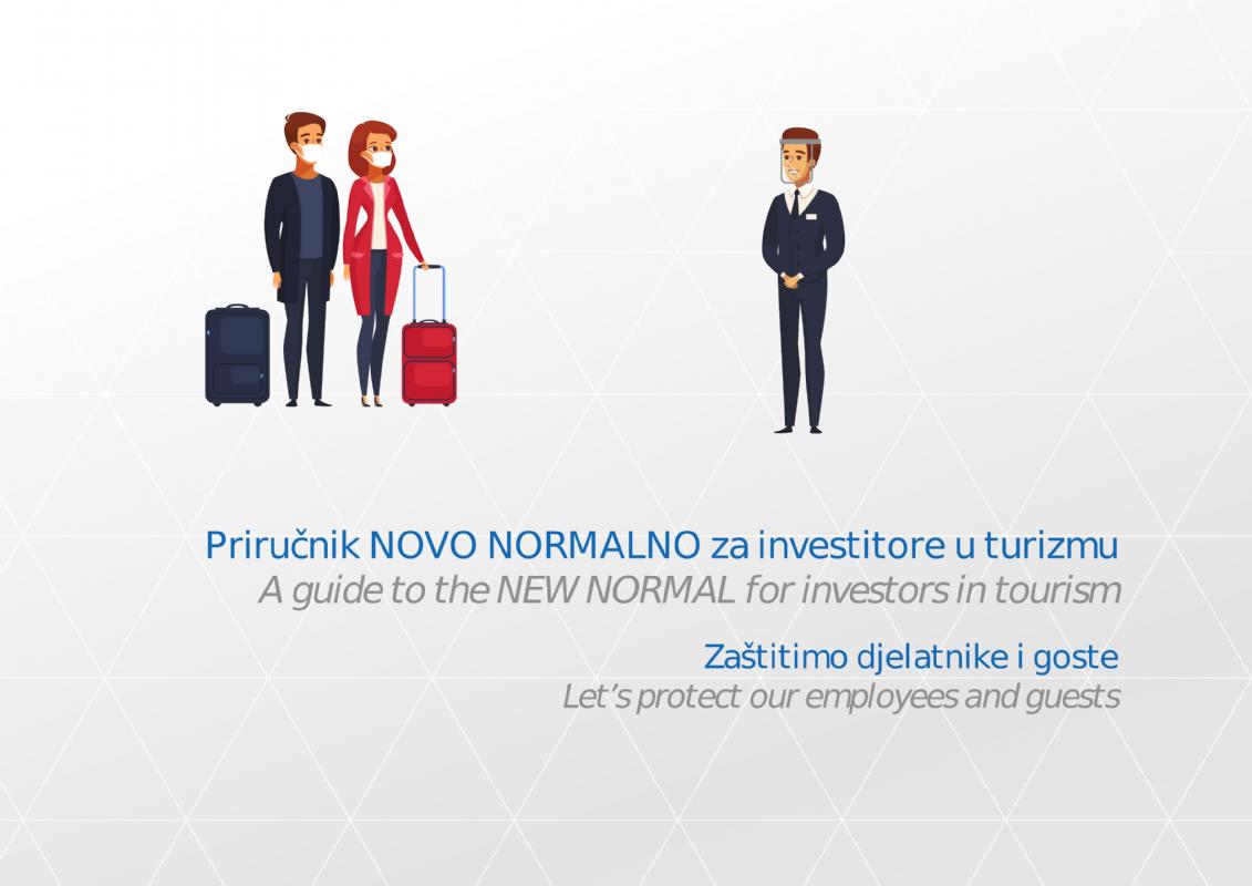 Priručnik NOVO NORMALNO za investitore u turizmu