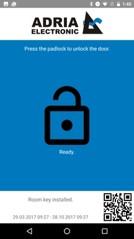 Adria Irooms, Adria Mobile Control i Adria Digital Key