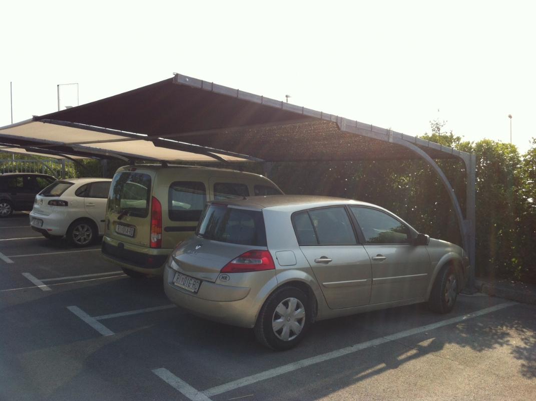 Natkrivanje parkinga