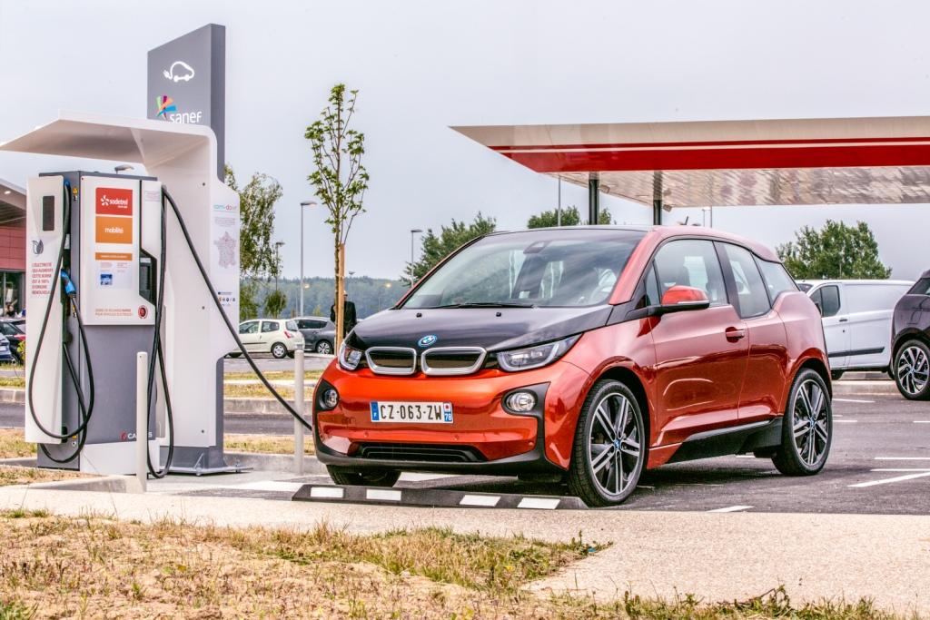 Sustavi za punjenje električnih vozila