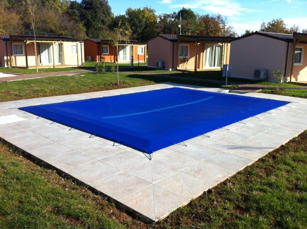 Pokrivači za bazene