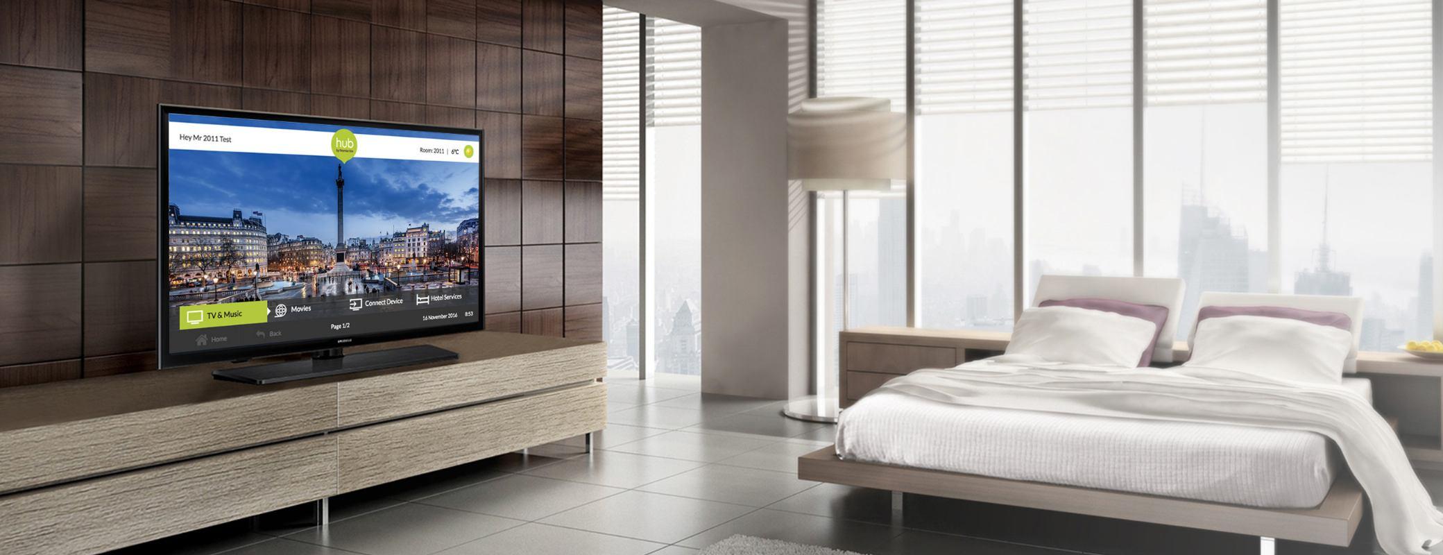 Hotelski TV