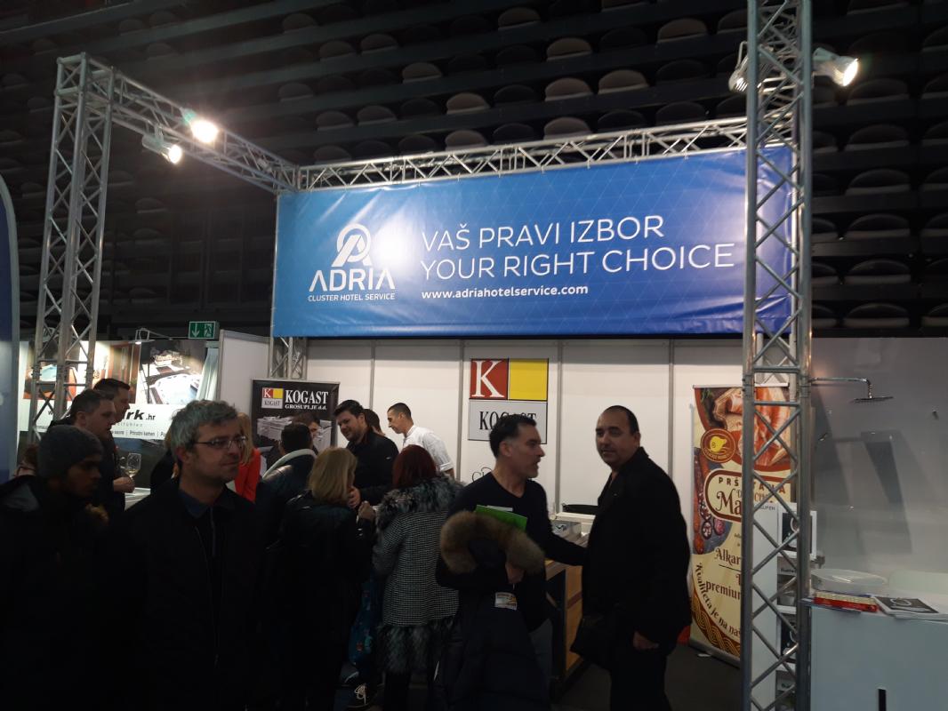 Adriatic Gastro Show Split 2020.