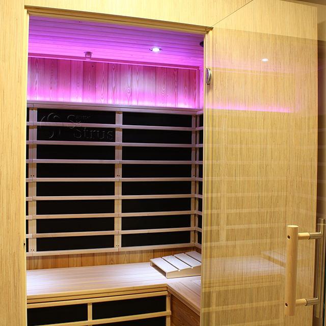 Infracrvene saune