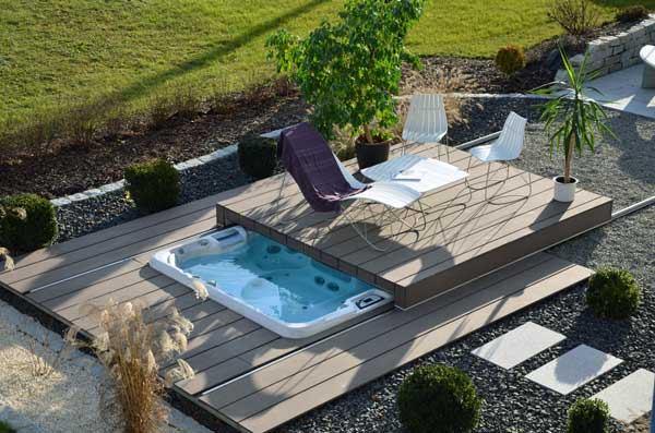 Swim Spa bazeni