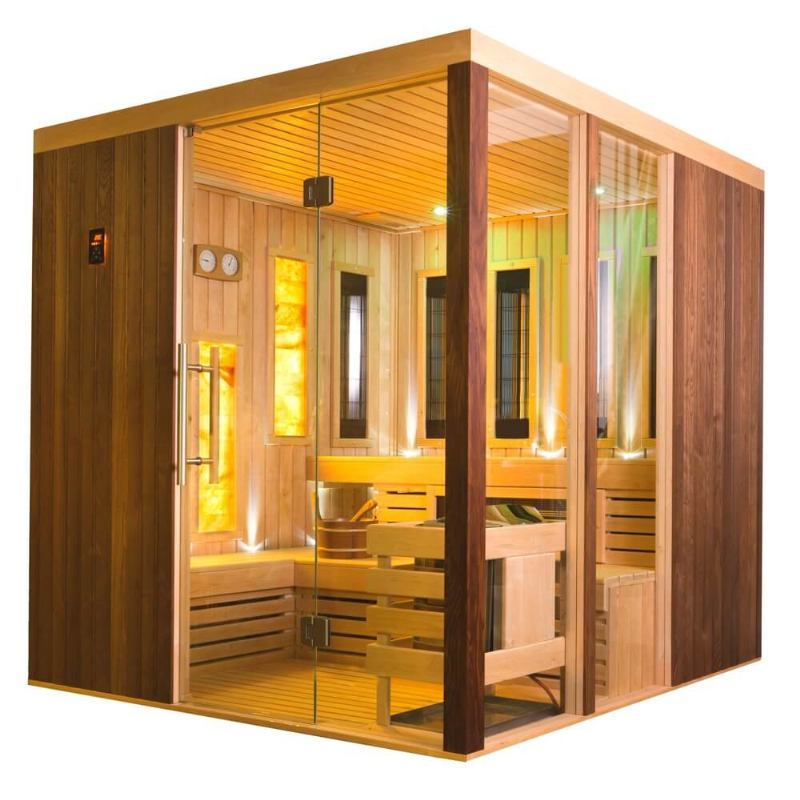 Kombinirane saune